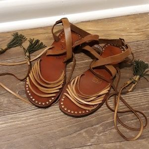 Free People FP Willow Sandals sz.38/7-7.5